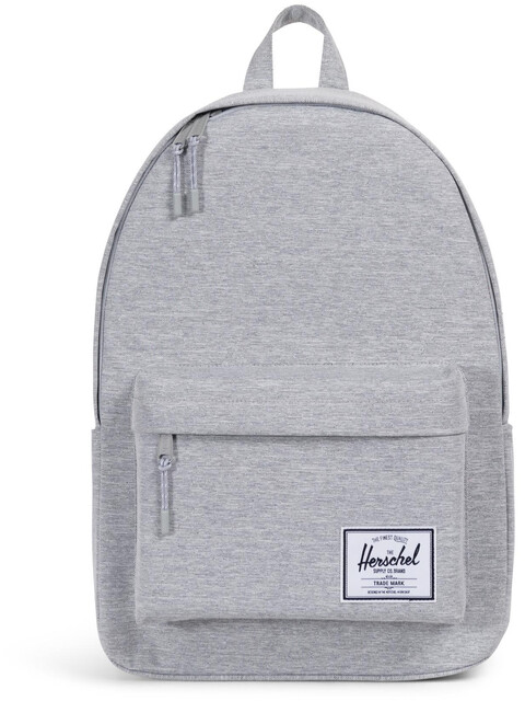 Herschel Classic XL Backpack Light Grey Crosshatch
